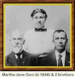 Martha Jane Gum